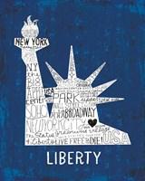 Iconic NYC II Fine Art Print