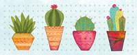 Southwest Cactus VI Fine Art Print