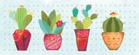 Southwest Cactus V Fine Art Print