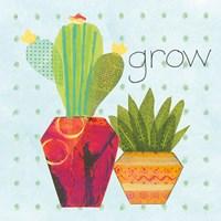 Southwest Cactus II Fine Art Print