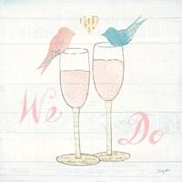 Lovebirds IV Fine Art Print