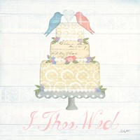 Lovebirds I Fine Art Print