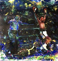 Ali Win 1 Fine Art Print