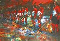 Team Canada 72 Fine Art Print