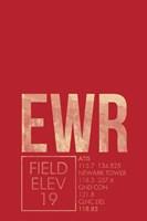EWR ATC Fine Art Print
