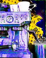 Latte Color Fine Art Print