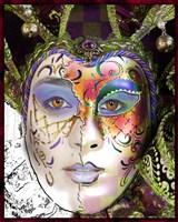 Masquerade Fine Art Print