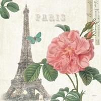 Paris Arbor IV Fine Art Print