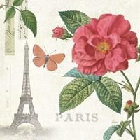 Paris Arbor III Fine Art Print