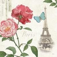 Paris Arbor II Fine Art Print