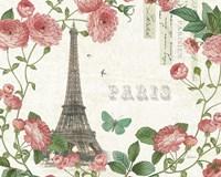 Paris Arbor I Fine Art Print