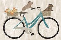 Frenchie Ride Fine Art Print