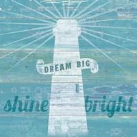 Drift Lighthouse Fine Art Print
