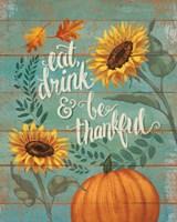 Harvest Delight II Fine Art Print