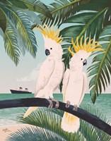 Welcome to Paradise IX Fine Art Print