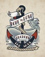 Sailor Wisdom I Fine Art Print