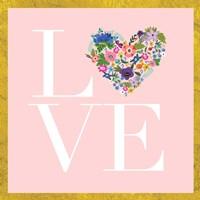 Groovy Love Fine Art Print
