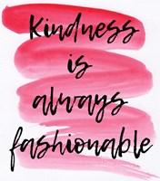 Kindness Fine Art Print