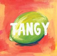 Tangy Fine Art Print