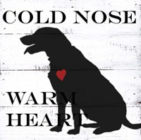Cold Nose Fine Art Print