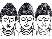 Buddha III Fine Art Print
