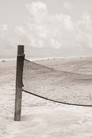 Volleyball Net Fine Art Print