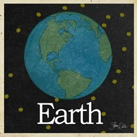 Earth Fine Art Print