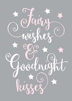 Fairy Wishes Framed Print