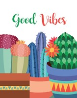 Good Vibes Fine Art Print