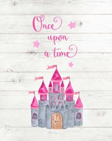 Once Upon a Time Fine Art Print