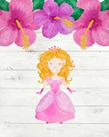 Princess Flowers Fine Art Print