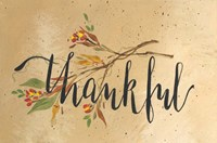 Thankful Fine Art Print