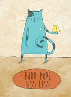 Purr More Fine Art Print