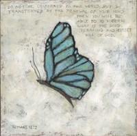 Be Transformed Fine Art Print