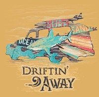 Driftwood Fine Art Print