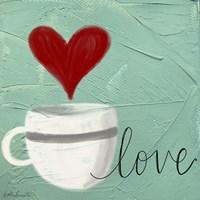 Coffee Love Fine Art Print