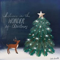 Wonder of Christmas Fine Art Print