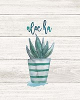 Aloe Ha Fine Art Print