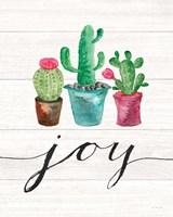 Cacti Joy Fine Art Print