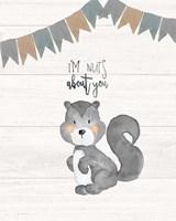 I'm Nuts Fine Art Print