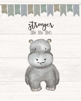 You Are Stronger Fine Art Print