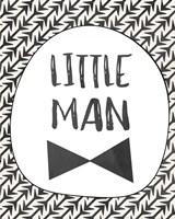 Little Man Fine Art Print