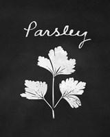 Parsley Fine Art Print