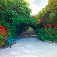 Serenity Path Fine Art Print