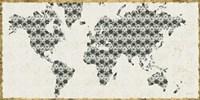 Kami Map v2 Fine Art Print