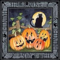 Haunting Halloween Night I Fine Art Print