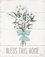 Blessed II Framed Print