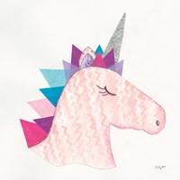 Unicorn Power I Fine Art Print