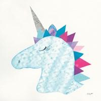 Unicorn Power II Fine Art Print