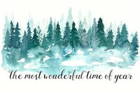 Most Wonderful Time of the Year Fine Art Print